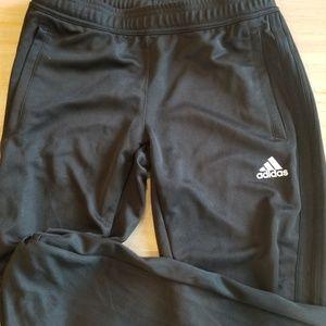 Black Adidas Track pant